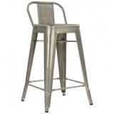 Барный стул Tolix Backed