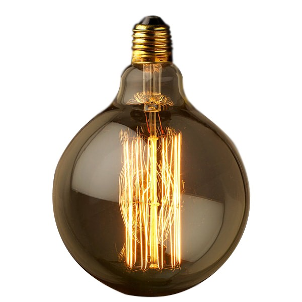 Ретро лампочка Эдисон G125-1