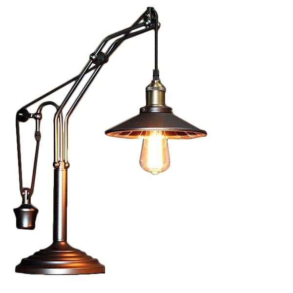 Лампа Industrial Loft Crane 2
