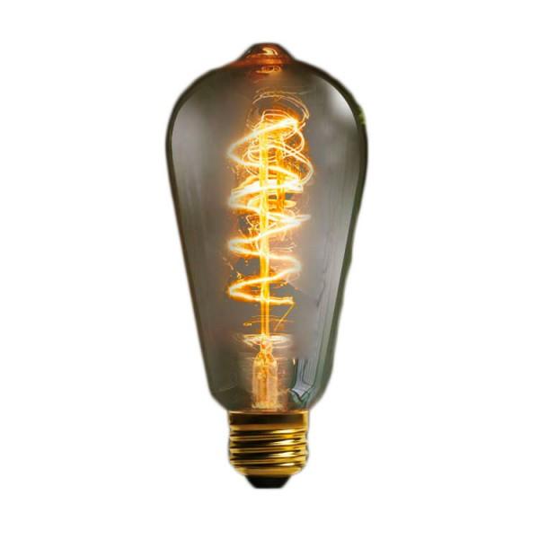 Ретро лампочка Эдисон ST64-5