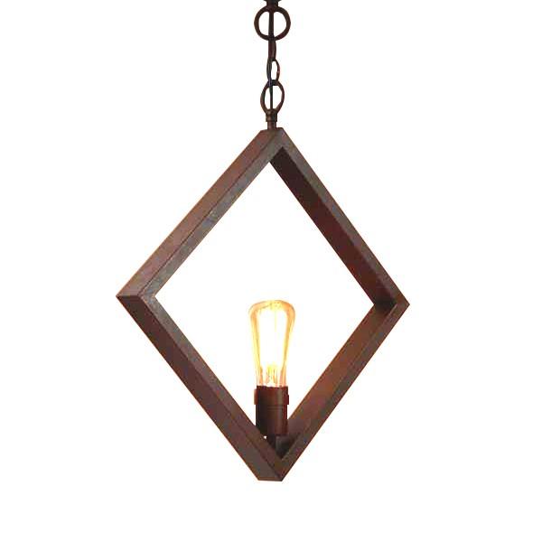 Люстра Romb Loft Rope Light