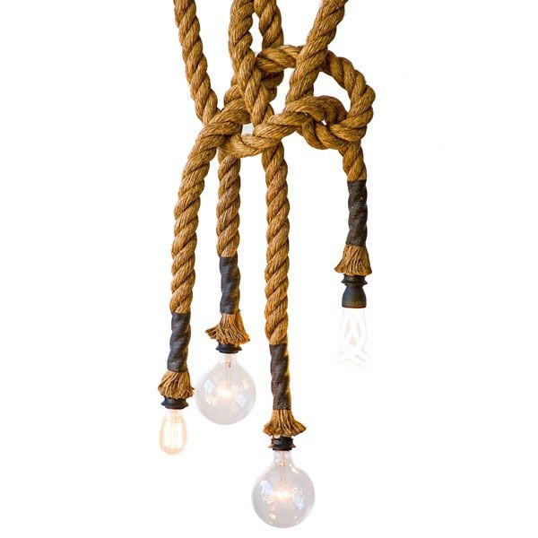 Люстра Manila Rope