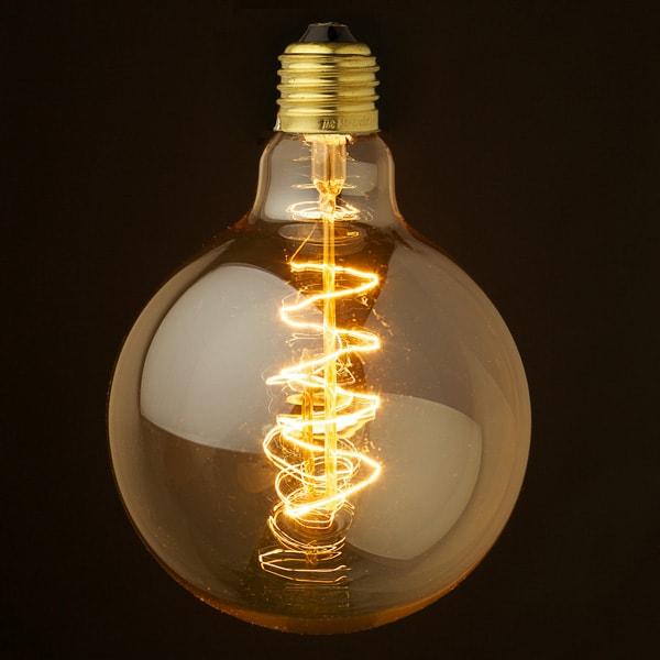 Ретро лампочка Эдисон G125-2