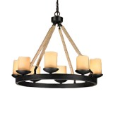 Люстра Candelabra Lamp Shades Round