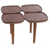 Стол Petal Coffee Table 50x50
