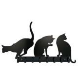 Вешалка Кошки