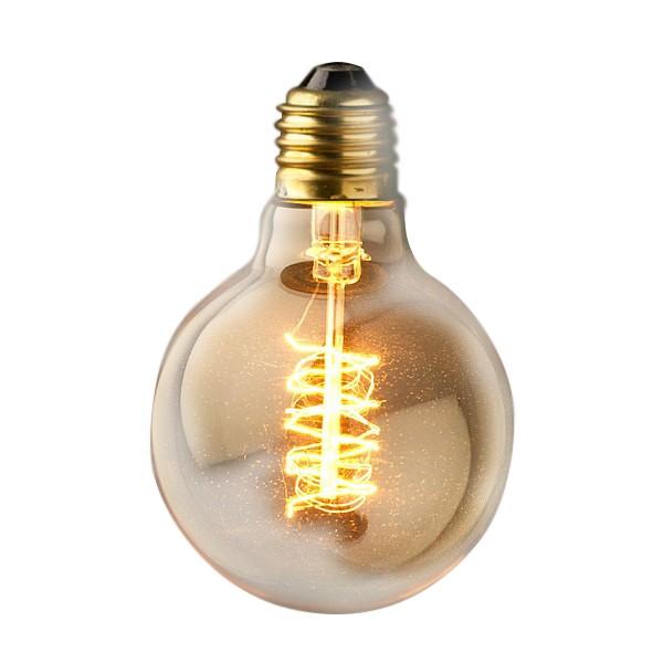 Ретро лампочка Эдисон G95-2