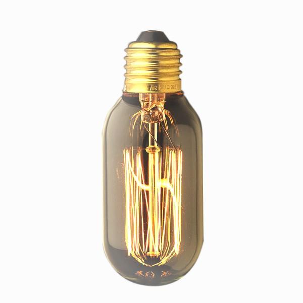 Ретро лампочка Эдисон T45-1