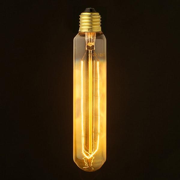 Ретро лампочка Эдисон T30-225