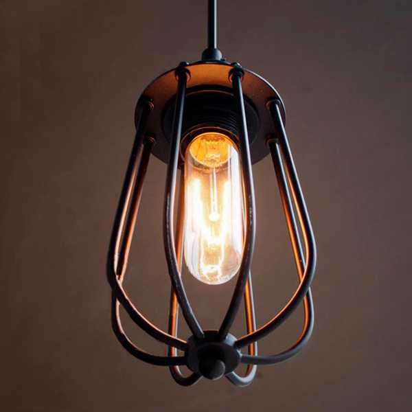 Люстра Loft Cage Light